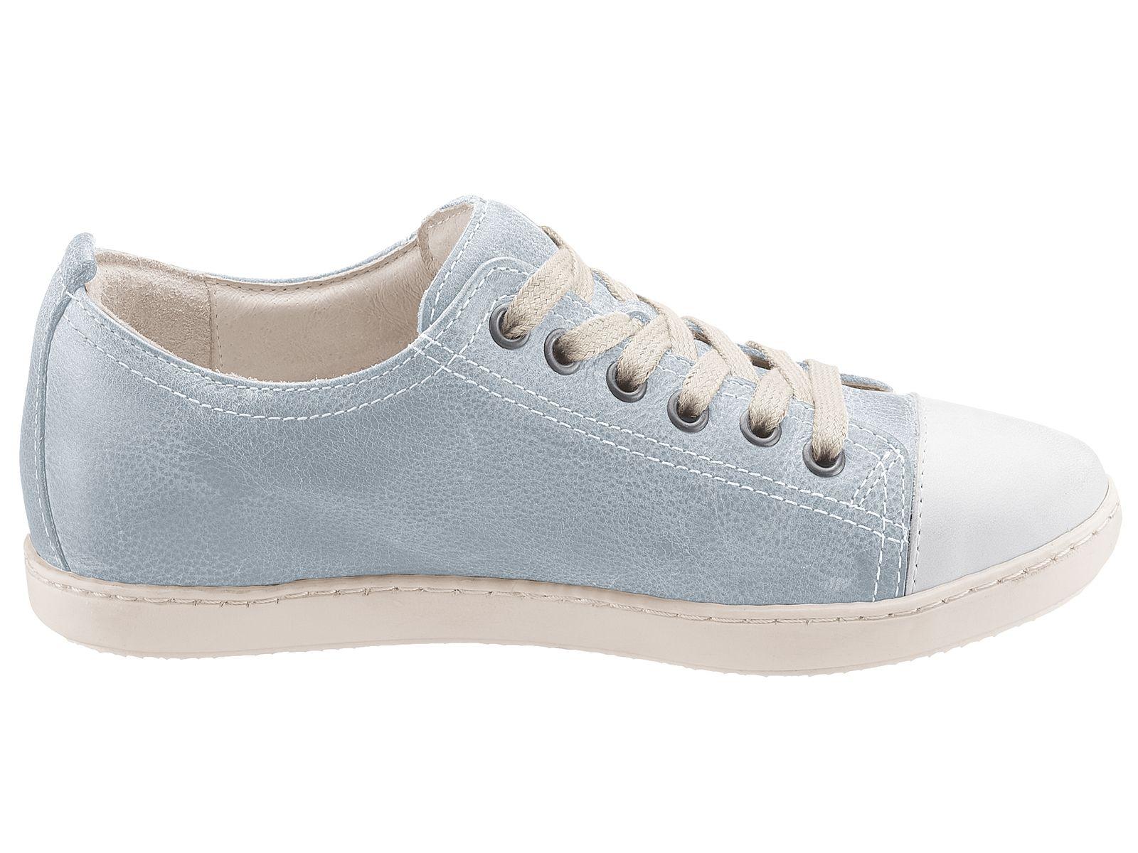 Eddie Bauer Leder-Sneaker Günstige und gute Schuhe